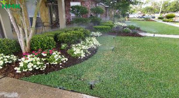 Ứng dụng công nghệ trong tưới sân vườn