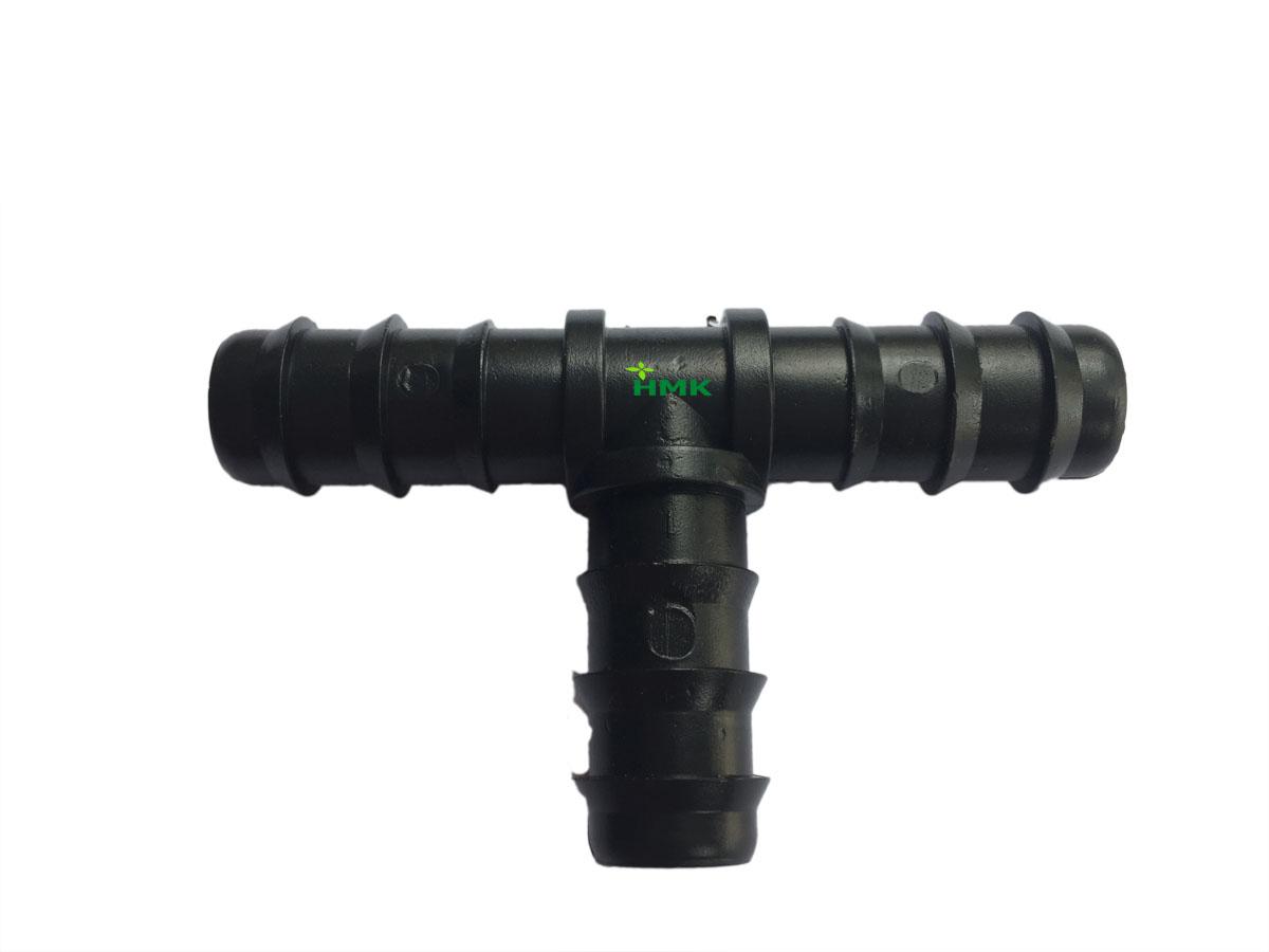 Khớp nối chữ T ống PE 16 mm